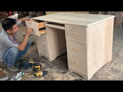 how-to-build-a-modern-computer-desk---project-information-woodworking-design-ideas