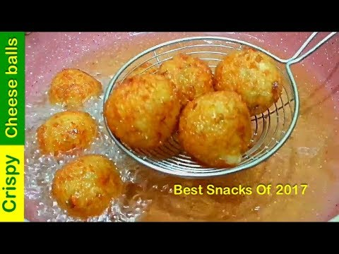 how to make aloo cheese balls