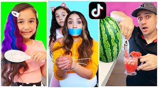 Best VIRAL TikTok Life HACKS Compilation *THEY WORKED* | Jancy Family