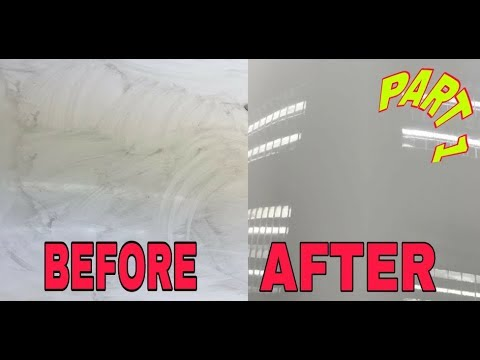How to Remove Scratches from Car Permanently by polish Part 1 by Auto Strada Detailing Houz 2017