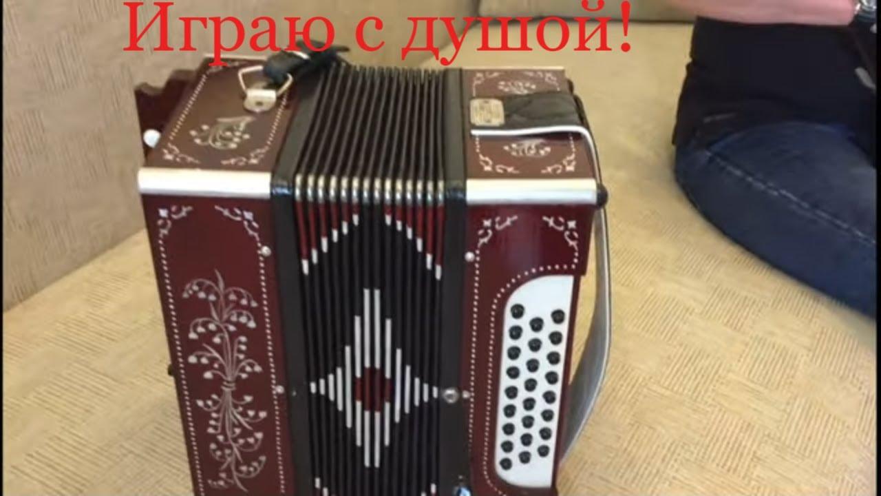 Паша гармонист - Микс мелодий на гармошке (Играй гармонь любимая)
