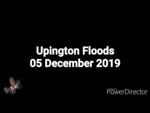 Upington Floods   Northern Cape Rains