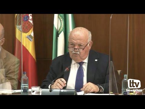 VÍDEO: El consejero de Salud ratifica la voluntad de la Junta de construir el hospital y avanza plazos y presupuesto