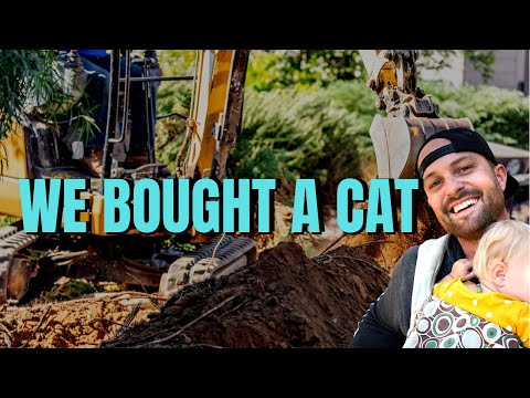 We Bought A CAT 259D Skid Steer (Scooter's Lawn Care)