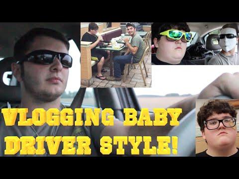 BLU-RAY HUNTING- BABY DRIVER (WITH DALTON)