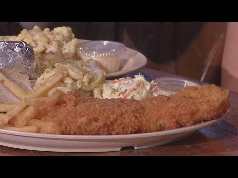 Buffalo's Best Fish Fry: Wallenwein's Hotel