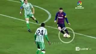 Messi 50000 cổ động viên đối thủ vỗ tay khen ngợi anh