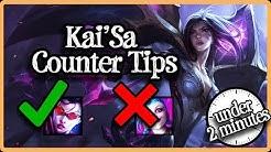 How Kai'Sa Works (Under 2 Minutes)