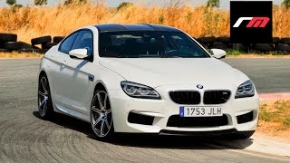 BMW M6 Competition Pack 600 CV - Prueba revistadelmotor.es