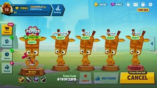 Zooba GIRAFFES ARMY Zooba Zoo Battle Arena
