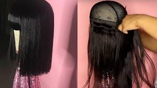 Video Properly Constructing A Hot Glued Chinese Bang Wig | Briana Marie download MP3, 3GP, MP4, WEBM, AVI, FLV Oktober 2018