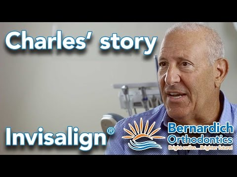 Charles Levine – Adult Invisalign® Success Story (:60)