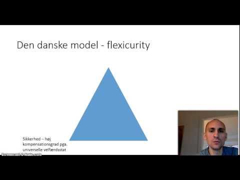 Den danske model - flexicurity
