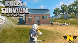 24 For 24! (Rules of Survival: Battle Royale #87)