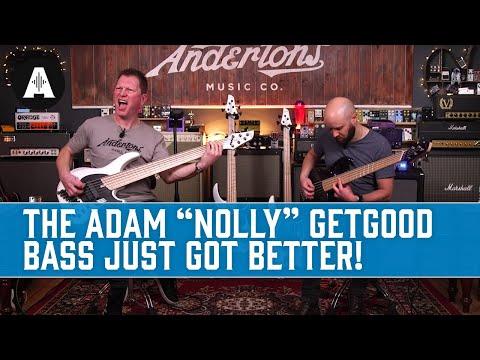 """New Dingwall NG3 Basses - The Adam """"Nolly"""" Getgood Bass Just Got Better!"""