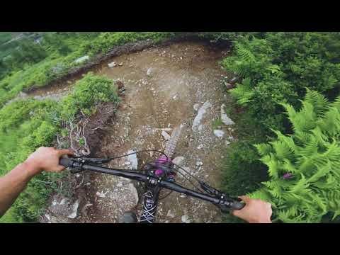FIRST RIDE// Saalbach-Hinterglemm // Bergstadl Trail //4K