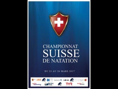 Swiss Swimming : Championnat Suisse en grand bassin 2017