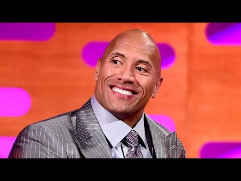 Dwayne 'The Rock' Johnson's catchphrases - The Graham Norton Show: Series 17 Episode 7 - BBC One
