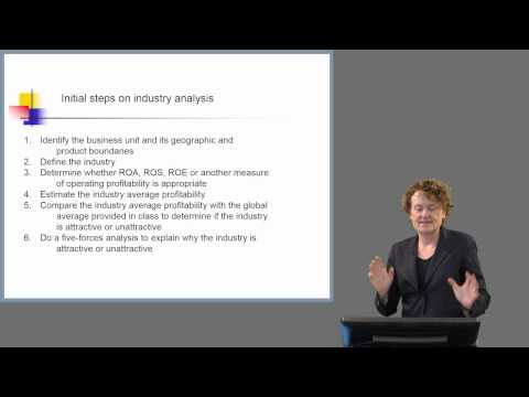 04 Steps on Industry Analysis