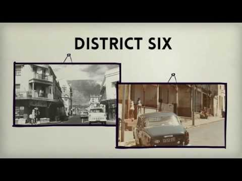 District Six - A step into Cape Town