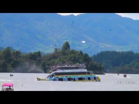 Colombie: au moins six morts dans le naufrage d'un bateau
