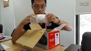 Unbox | Đập Hộp Canon 1500D Và Canon 3000D Tại Việt Nam
