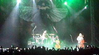 Apocalyptica - Hall of the Mountain King - Bogotá 2012