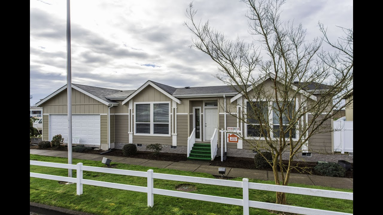Design Your Own Manufactured Home. Customization Options ... on