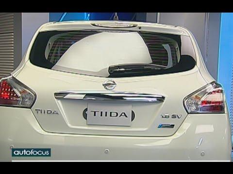 Nissan Tiida 1.8 SV Grade