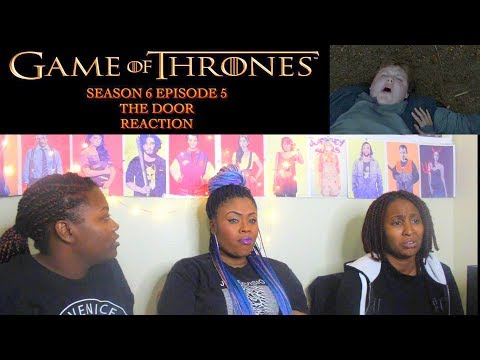Game of Thrones Season 6 Episode 5 The Door Reaction!!!