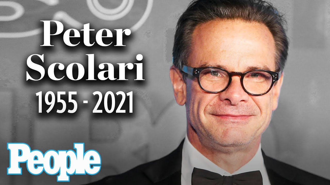 Peter Scolari, Emmy-Winning Actor Known for 'Girls' and 'Bosom Buddies' Is Dead at 66   PEOPLE