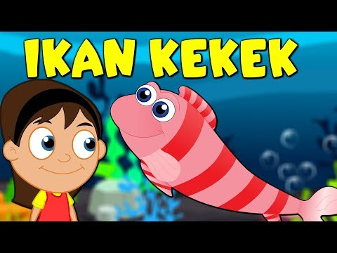 Ikan Kekek - Lagu Kanak Kanak TV - Lagu Kanak Kanak Prasekolah