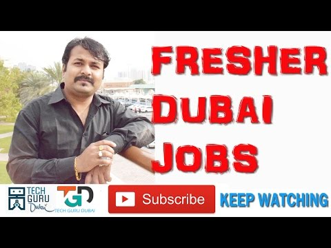 FRESHER DUBAI JOBS | HINDI URDU | PART 32