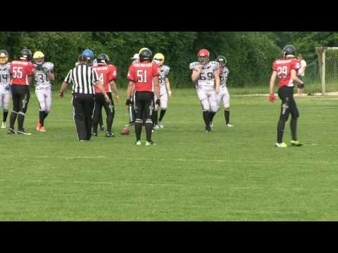 2016 05 22  Hawks vs Red Cocks Teil2