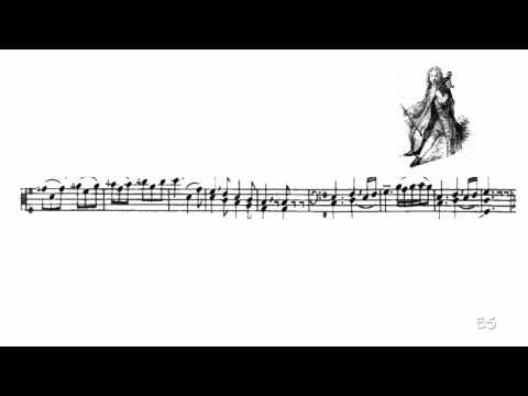 La Precieuse - Gigue in G from book 5 - Marin Marais