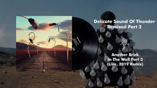 Pink Floyd - Another Brick In The Wall Pt. 2 (Live, Delicate Sound Of Thunder) [2019 Remix] YouTube Videos