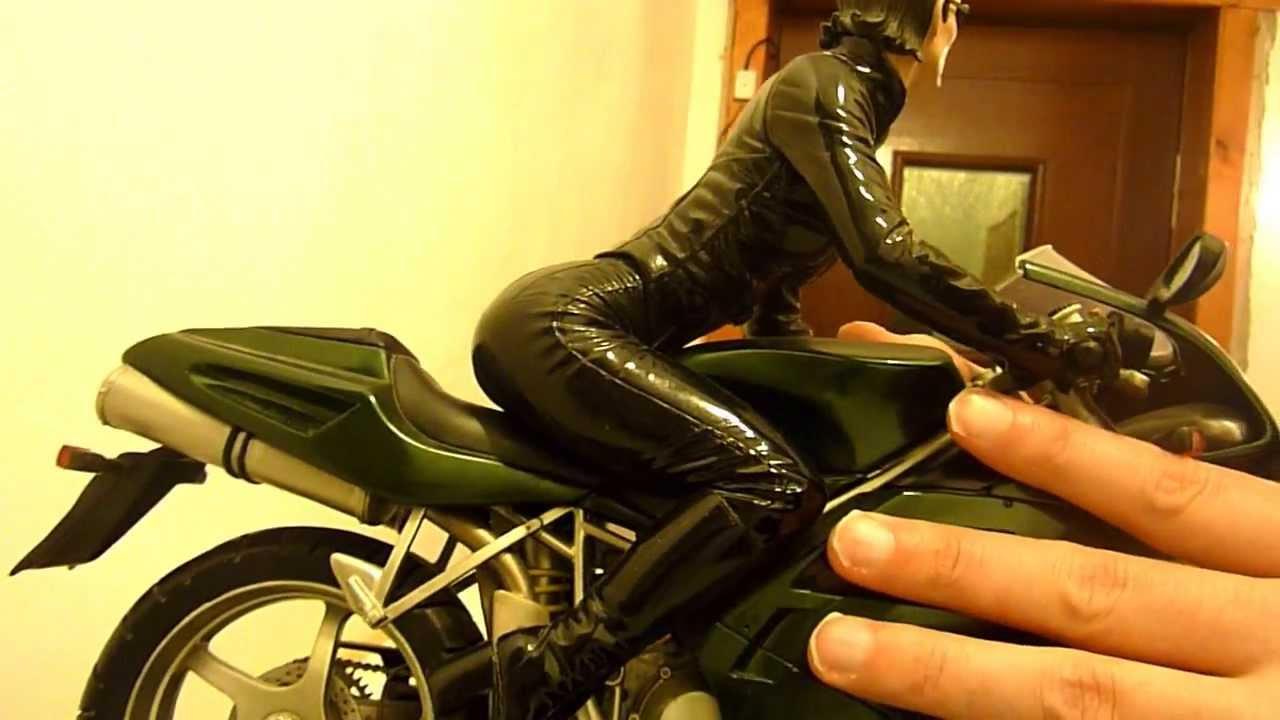 Ducati In The Matrix