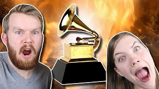 THE GRAMMYS ARE GARBAGE (AGAIN). [rant]