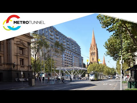 Metro Tunnel Project overview