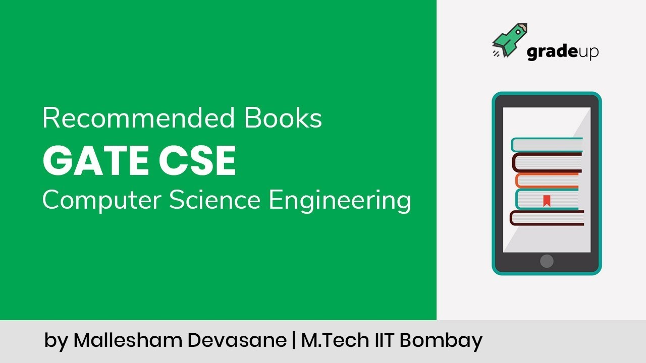 Book for cse gate
