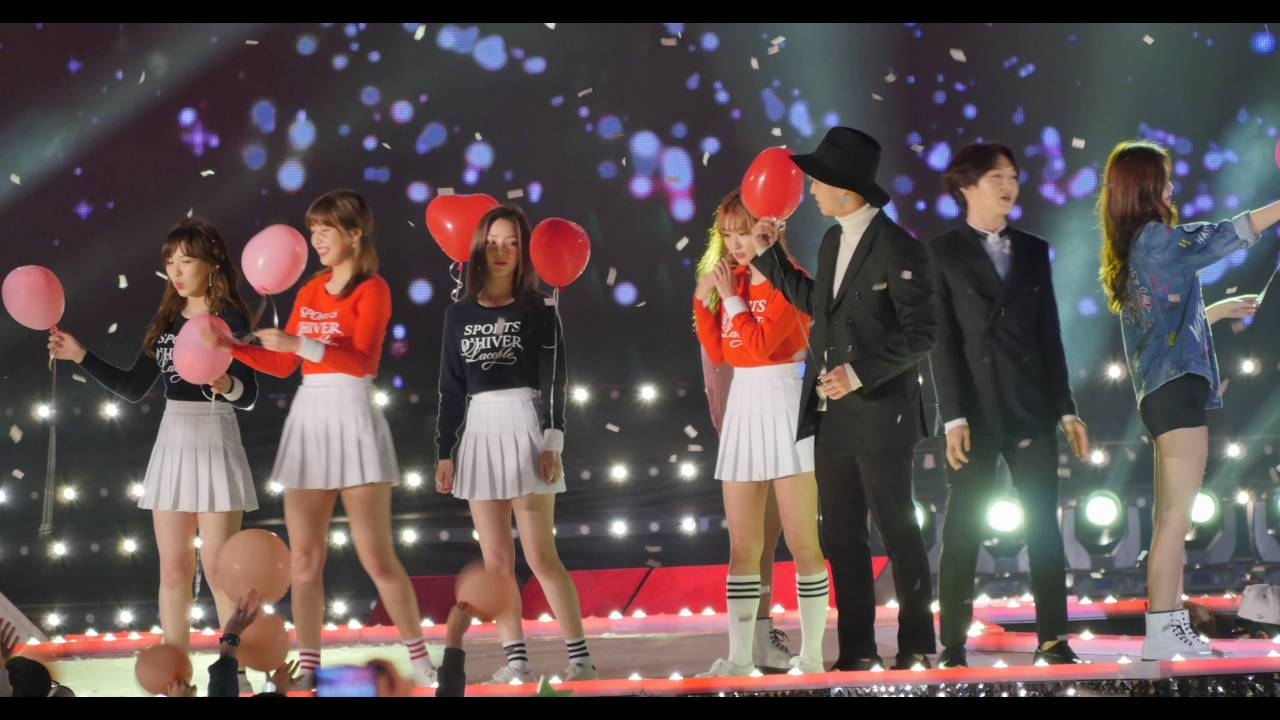 Download 161022 KBS 청소년 음악회 엔딩(ending) 4K 직캠