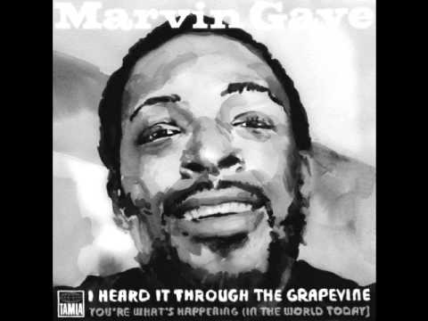 Marvin Gaye - I Heard It Through The Grapevine HQ