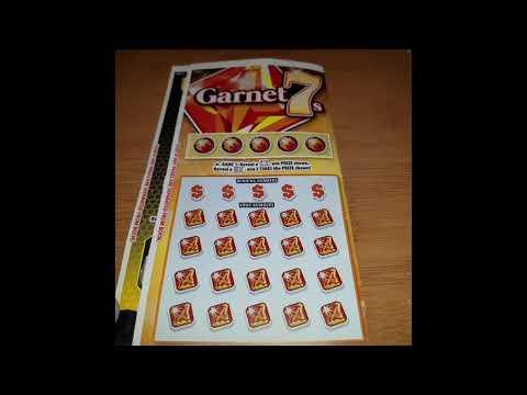 JEWEL 7's PLAYBOOK Scratcher