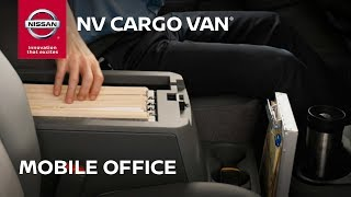 Nissan NV Cargo Van – Your Mobile Office