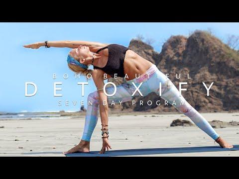 Yoga To Tone & Detox Your Body   DETOXIFY SEVEN DAY PROGRAM
