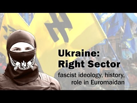 """Right Sector"" (Ukraine): the history, fascist ideology and role in Euromaidan"