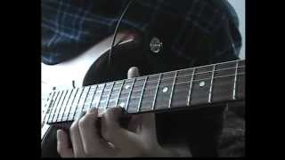answer and answer guitar lesson 9mm parabellum bullet