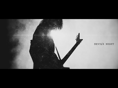 DARRELL「DEVIL'S NIGHT」 MV