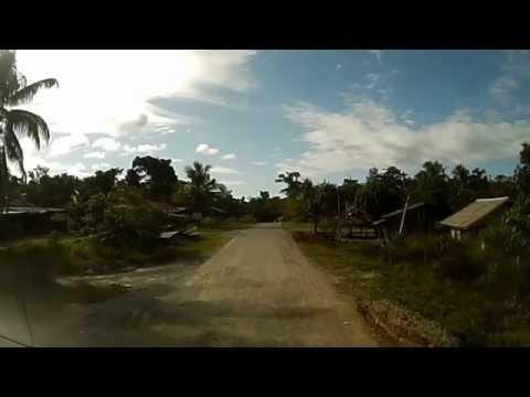 Jayapura to Sarmi, Papua Province(22) パプア州のジャヤプラからサルミへ