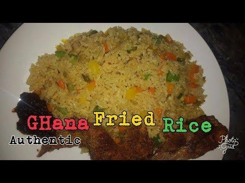 Ghana fried rice youtube ccuart Gallery